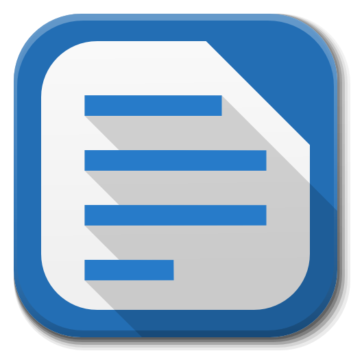 Libreoffice-Writer-icon